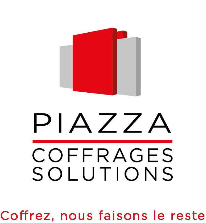 logo de PIAZZA Coffrages Solutions