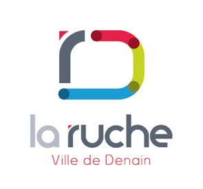 Logo de la Ruche Ville de Denain