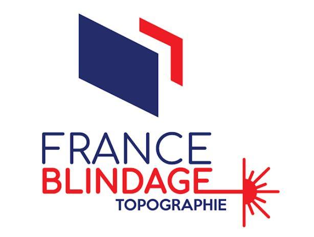 logo de France Blindage Topographie
