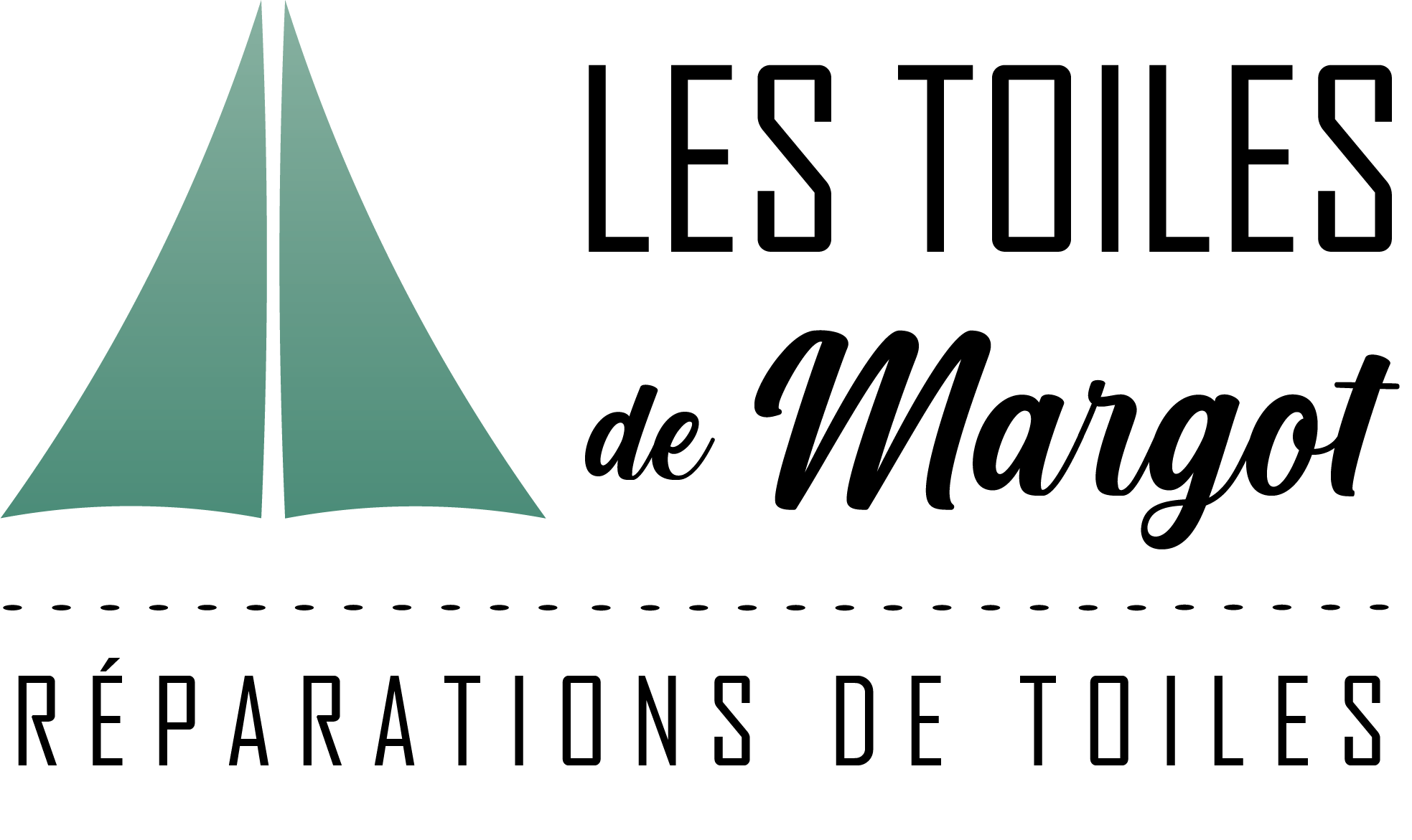 logo de LES TOILES DE MARGOT